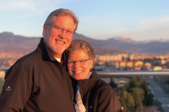 Randy and Karen Brennan